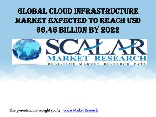 Cloud infrastructure market