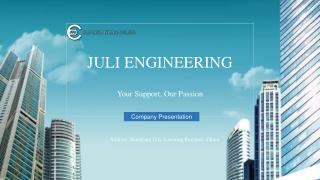 JULI Engineering Company Co., Ltd.