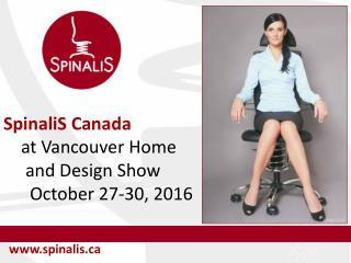 Vancouver Home and Design Show on October 27-30, 2016