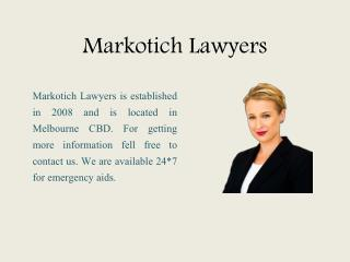 Criminal Barristers in Melbourne with Great Proficiency