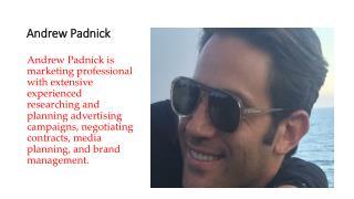 Andrew Padnick