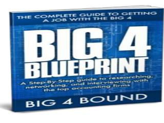 Big 4 blueprint