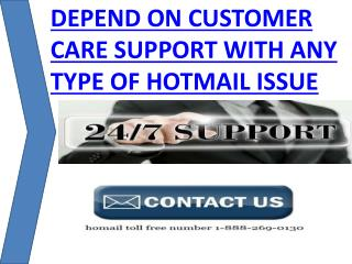 hotmail technical support 1-888-269-0130  number
