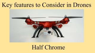 Remote Control Drones