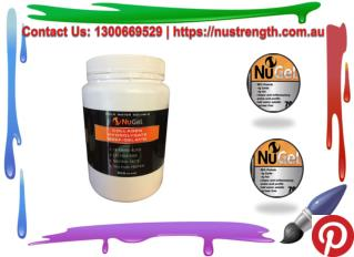 Gelatin Supplements in Australia - NuStrength