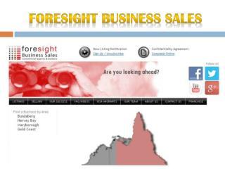 Business for Sale Sunshine Coast
