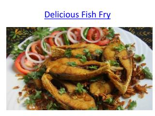 Bangladeshi Fish Delicious Food Items