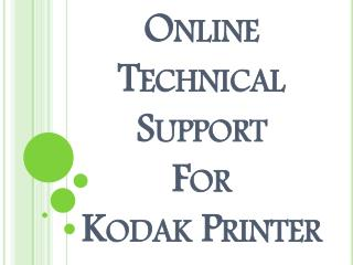 800-760-5113-Kodak Printer Support Number