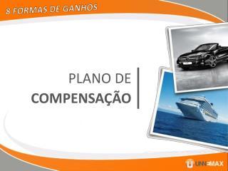 PLANO DE COMPENSA  O