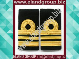 Gold Lace Navy Ranks Slide Lieutenant Commander