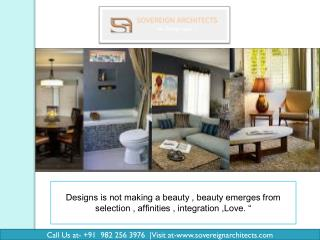 Sovereign Architects Interior Designer in Pune