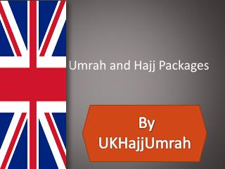 Umrah and Hajj packages 2016-2017