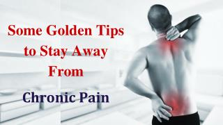 Pain management solution in North Carolina