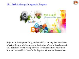 WHY SHOULD HIRE RAJMITH FOR WEBSITE DEVLOPMENT