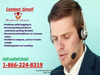 •	Gmail Will No Doubt Help You at Your Doorstep