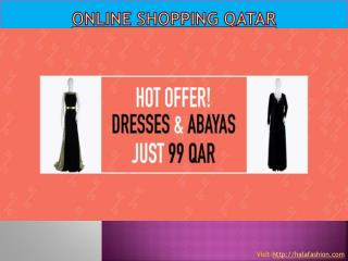 Online shopping Qatar