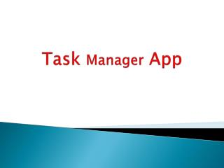 Advanced Task Manager - How to Speed Up Your Android Phone