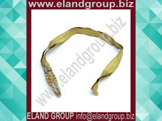 Sword Knot Royal Air Force Gold & Sky Blue