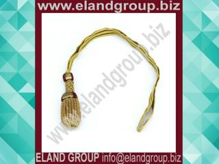 Uniform officer Sword Knot Gold