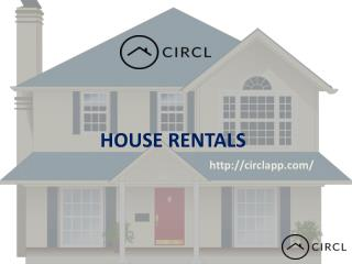 Cheap House Rentals Services