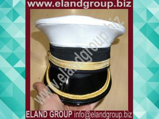 Pilot Uniform Peak Cap