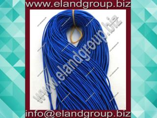 Blue Bullion  Smooth Purl