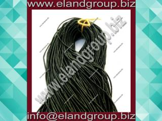 Dark Green  Smooth Purl