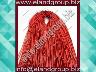 Red Bullion Smooth Purl