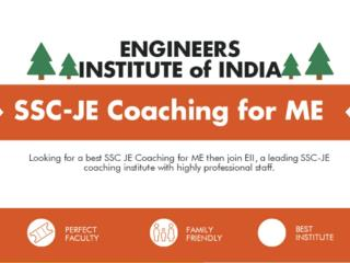 Best SSC-JE Coaching For Mechanical Engineering