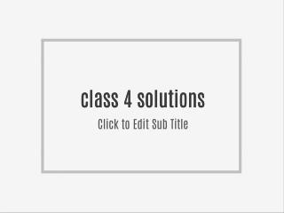 class 4 question paper