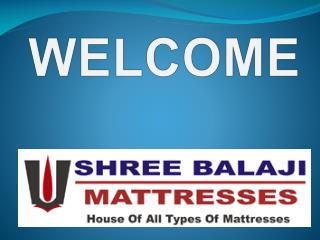 Balaji Mattress - Best and Luxury Mattress in Pune
