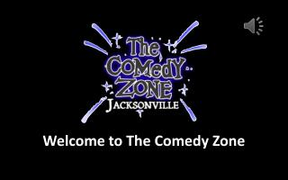 Comedy Club in Jacksonville - Comedy Zone