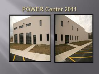 POWER Center 2011