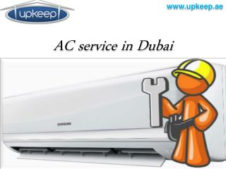 Get the Best Ac Service in Dubai