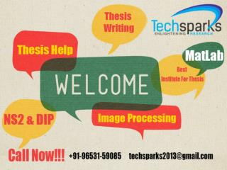 Thesis Guide and Thesis Writer - Institute for Thesis