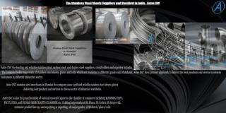 Stainless Steel Suppliers and Stockiest in India - Astec INC
