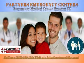 PartnERs Emergency Centers  : Emergency Medical Center Houston TX