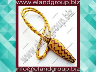 Gold & Purple Sword Knot