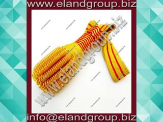 Gold & Red Sword Knot