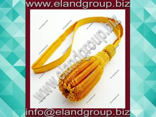 Officers Bullion Wire Sword Knot