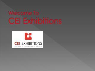 CEI Exhibitions - Exhibition Stand & Design Portfolio