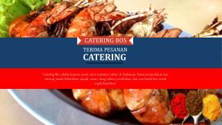 Catering Rantangan Harian Murah Sidoarjo   &  Gresik