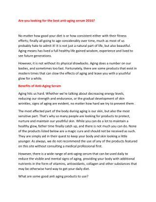 Derma vibrance Review