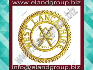 Craft Provincial District Apron Badge