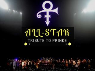 All-star tribute to Prince