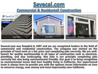 Savecal - Savecal.com (Save Cal)