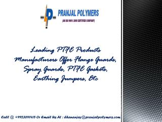 PP Flange Guards Exporter