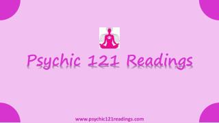 Psychic 121 Readings  - One-to-One Psychic Services