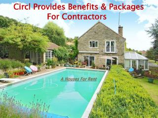 Benefits & Packages for Contractors | Circl