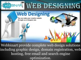 Webbinart is the development company in Switzerland which provide high quality solutions for you and your company.